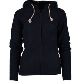 Amundsen Sports W´s Boiled Hoodie Jacket Navy